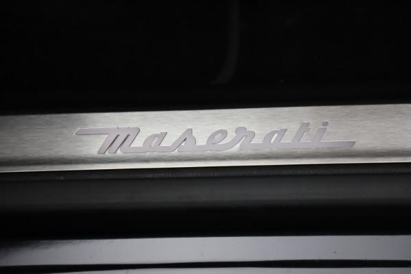 New 2021 Maserati Levante GTS for sale Sold at Maserati of Westport in Westport CT 06880 20