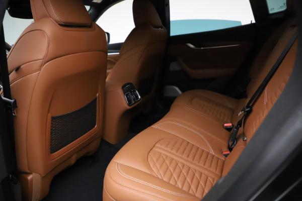 New 2021 Maserati Levante GTS for sale Sold at Maserati of Westport in Westport CT 06880 21
