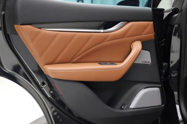 New 2021 Maserati Levante GTS for sale Sold at Maserati of Westport in Westport CT 06880 22