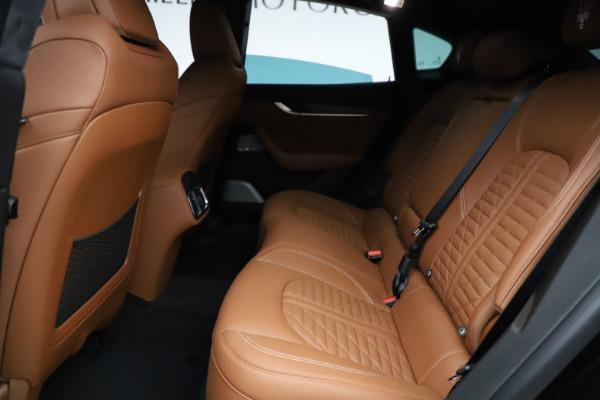 New 2021 Maserati Levante GTS for sale Sold at Maserati of Westport in Westport CT 06880 23