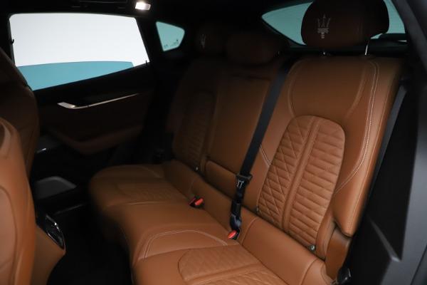 New 2021 Maserati Levante GTS for sale Sold at Maserati of Westport in Westport CT 06880 24