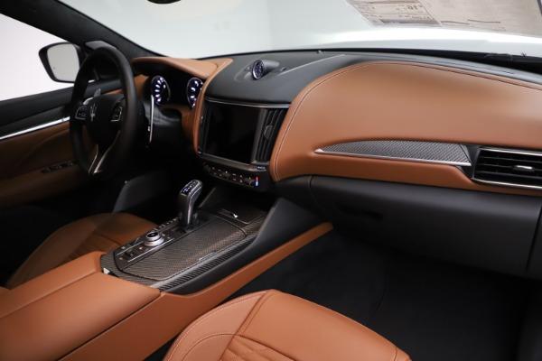 New 2021 Maserati Levante GTS for sale Sold at Maserati of Westport in Westport CT 06880 25