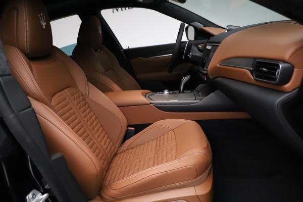 New 2021 Maserati Levante GTS for sale Sold at Maserati of Westport in Westport CT 06880 26