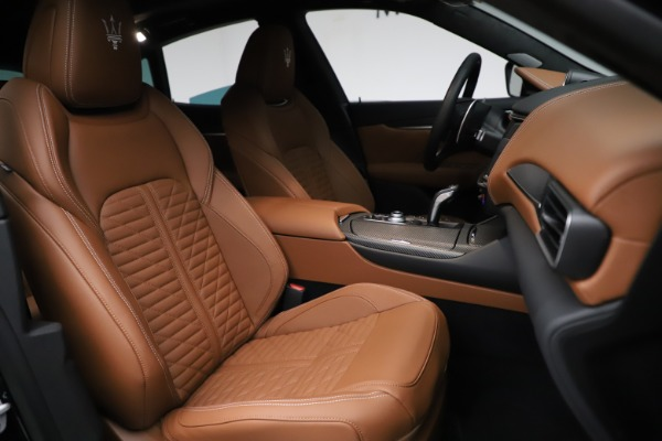 New 2021 Maserati Levante GTS for sale Sold at Maserati of Westport in Westport CT 06880 27