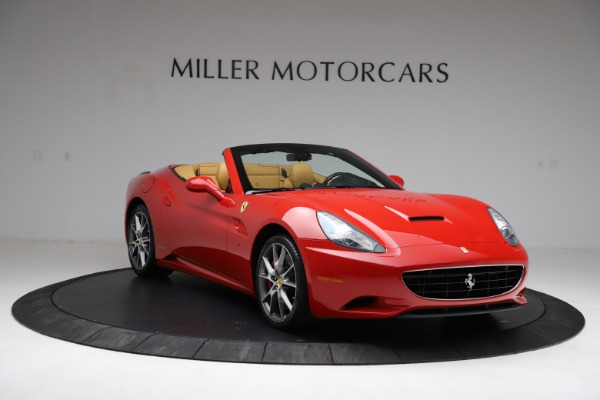 Used 2010 Ferrari California for sale $114,900 at Maserati of Westport in Westport CT 06880 11