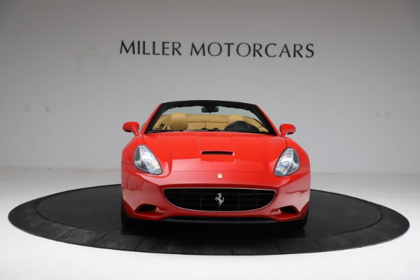 Used 2010 Ferrari California for sale $114,900 at Maserati of Westport in Westport CT 06880 12