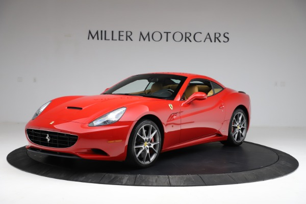 Used 2010 Ferrari California for sale $114,900 at Maserati of Westport in Westport CT 06880 13