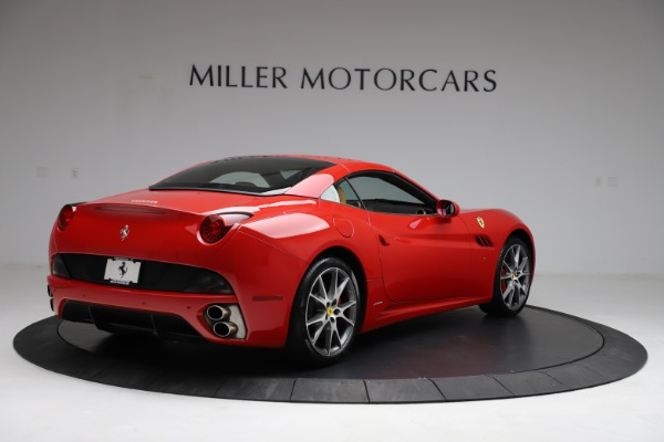 Used 2010 Ferrari California for sale $114,900 at Maserati of Westport in Westport CT 06880 16