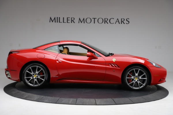 Used 2010 Ferrari California for sale $114,900 at Maserati of Westport in Westport CT 06880 17