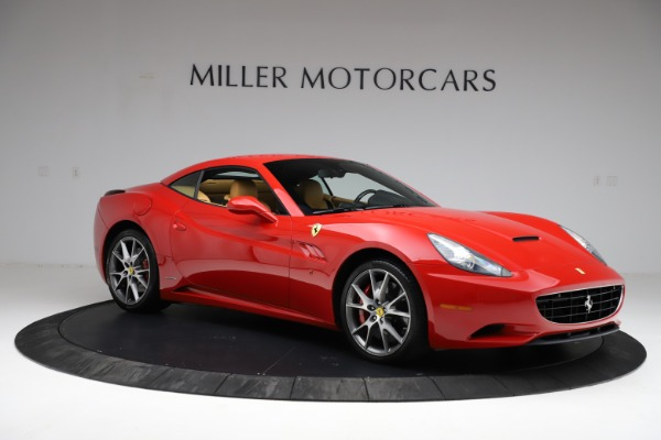 Used 2010 Ferrari California for sale $114,900 at Maserati of Westport in Westport CT 06880 18