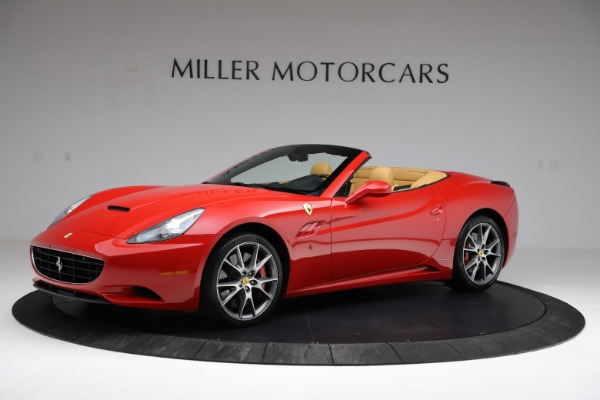 Used 2010 Ferrari California for sale $114,900 at Maserati of Westport in Westport CT 06880 2