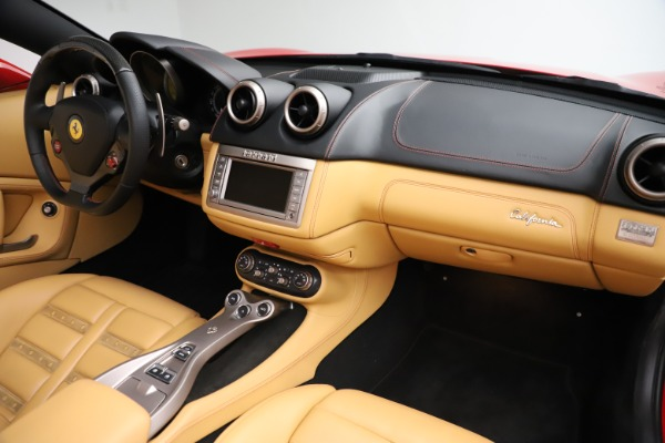 Used 2010 Ferrari California for sale $114,900 at Maserati of Westport in Westport CT 06880 24