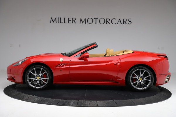 Used 2010 Ferrari California for sale $114,900 at Maserati of Westport in Westport CT 06880 3