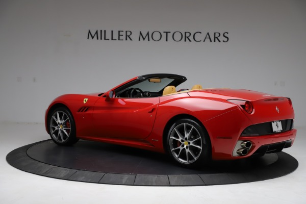 Used 2010 Ferrari California for sale $114,900 at Maserati of Westport in Westport CT 06880 4