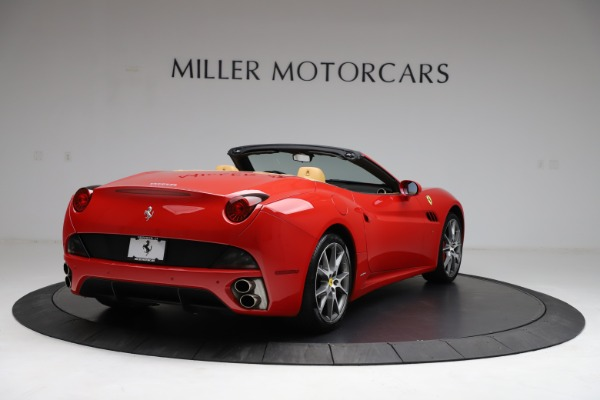 Used 2010 Ferrari California for sale $114,900 at Maserati of Westport in Westport CT 06880 7