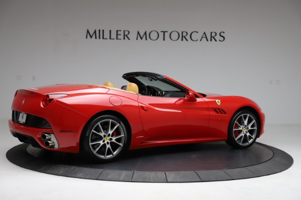 Used 2010 Ferrari California for sale $114,900 at Maserati of Westport in Westport CT 06880 8
