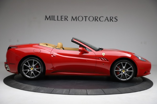Used 2010 Ferrari California for sale $114,900 at Maserati of Westport in Westport CT 06880 9