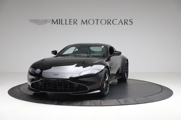 New 2021 Aston Martin Vantage for sale Sold at Maserati of Westport in Westport CT 06880 12