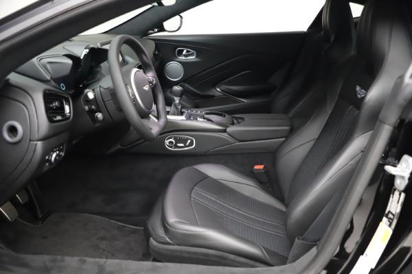 New 2021 Aston Martin Vantage for sale Sold at Maserati of Westport in Westport CT 06880 14