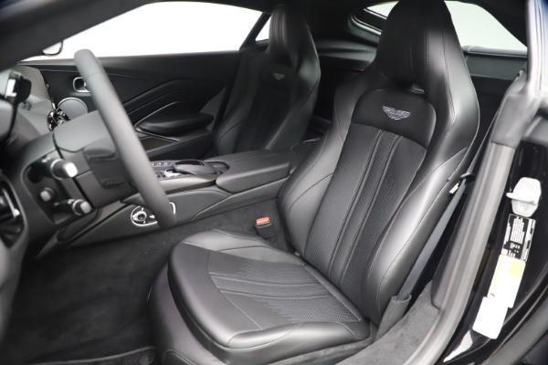 New 2021 Aston Martin Vantage for sale Sold at Maserati of Westport in Westport CT 06880 15