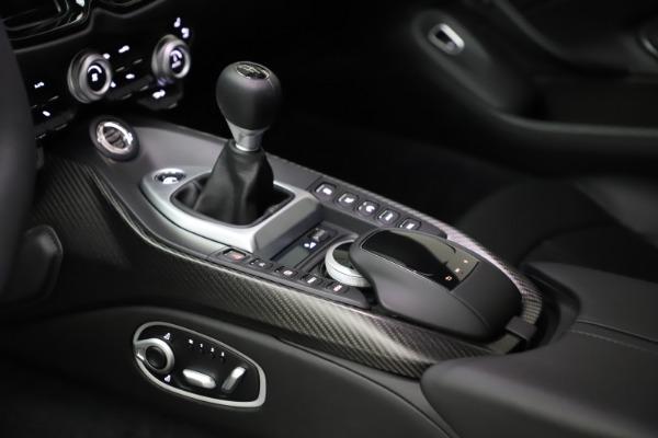 New 2021 Aston Martin Vantage for sale Sold at Maserati of Westport in Westport CT 06880 17