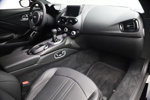 New 2021 Aston Martin Vantage for sale Sold at Maserati of Westport in Westport CT 06880 19