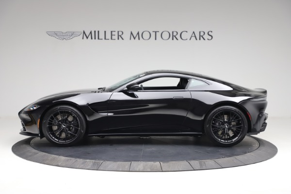 New 2021 Aston Martin Vantage for sale Sold at Maserati of Westport in Westport CT 06880 2