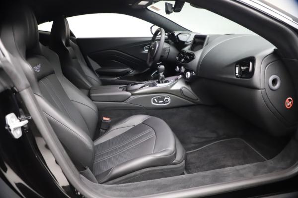 New 2021 Aston Martin Vantage for sale Sold at Maserati of Westport in Westport CT 06880 20