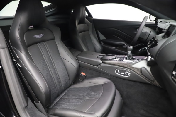 New 2021 Aston Martin Vantage for sale Sold at Maserati of Westport in Westport CT 06880 21