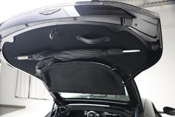 New 2021 Aston Martin Vantage for sale Sold at Maserati of Westport in Westport CT 06880 28