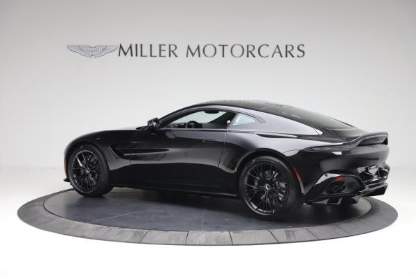 New 2021 Aston Martin Vantage for sale Sold at Maserati of Westport in Westport CT 06880 3