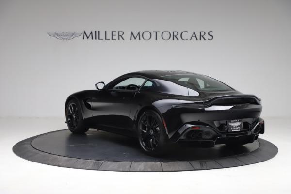 New 2021 Aston Martin Vantage for sale Sold at Maserati of Westport in Westport CT 06880 4