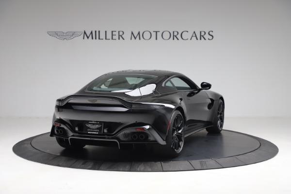 New 2021 Aston Martin Vantage for sale Sold at Maserati of Westport in Westport CT 06880 6