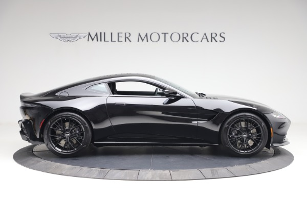 New 2021 Aston Martin Vantage for sale Sold at Maserati of Westport in Westport CT 06880 8