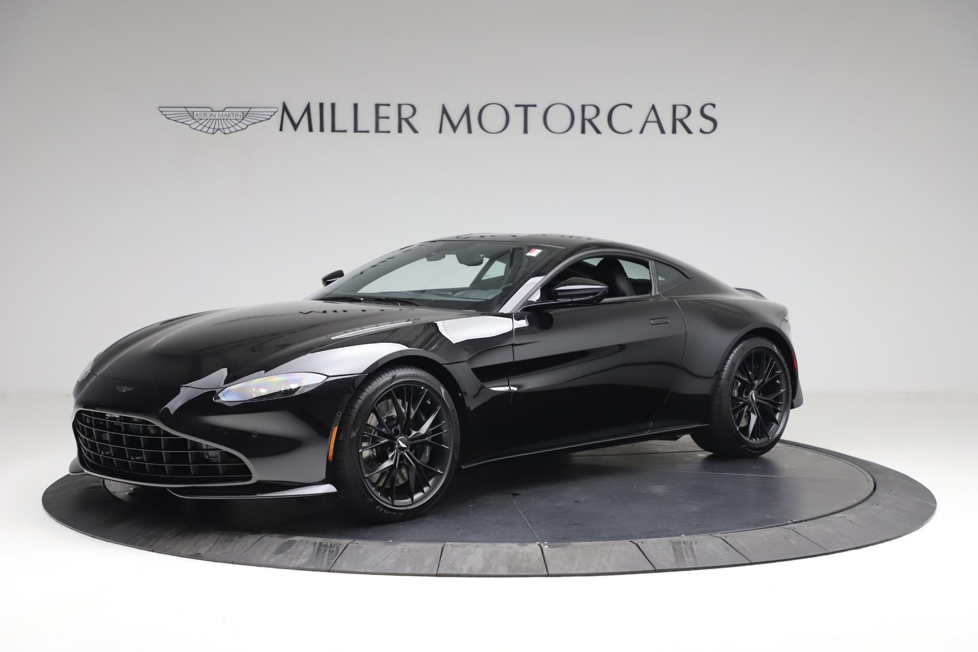 New 2021 Aston Martin Vantage for sale Sold at Maserati of Westport in Westport CT 06880 1