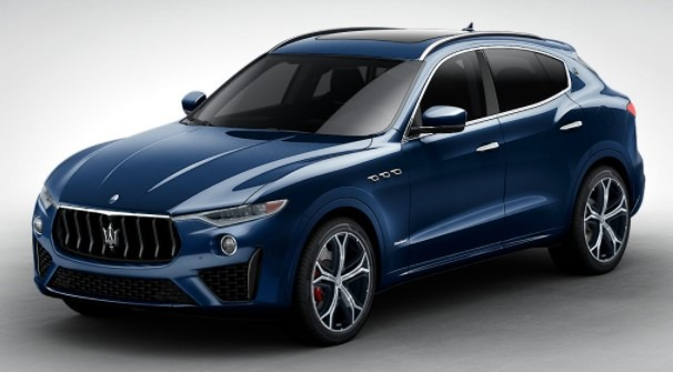 New 2021 Maserati Levante S Q4 GranSport for sale $104,835 at Maserati of Westport in Westport CT 06880 1