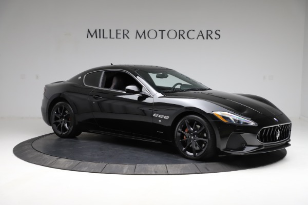 Used 2018 Maserati GranTurismo Sport for sale $99,900 at Maserati of Westport in Westport CT 06880 10
