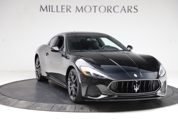 Used 2018 Maserati GranTurismo Sport for sale $99,900 at Maserati of Westport in Westport CT 06880 11