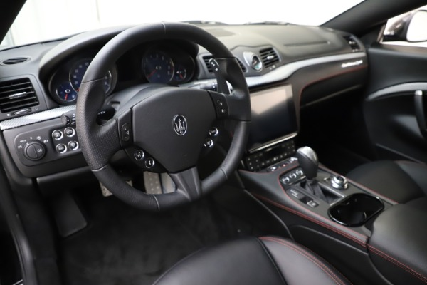 Used 2018 Maserati GranTurismo Sport for sale $99,900 at Maserati of Westport in Westport CT 06880 13