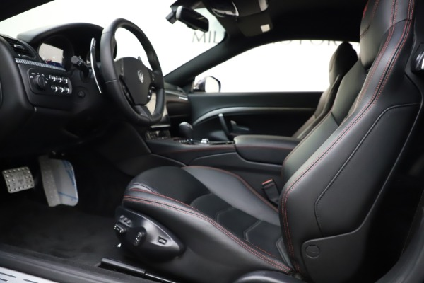 Used 2018 Maserati GranTurismo Sport for sale $99,900 at Maserati of Westport in Westport CT 06880 14