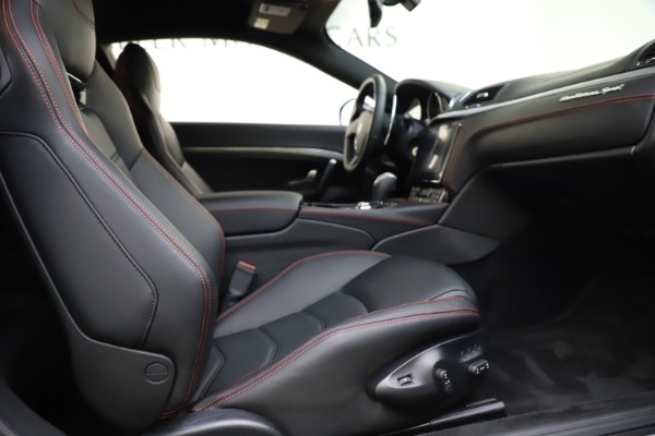 Used 2018 Maserati GranTurismo Sport for sale $99,900 at Maserati of Westport in Westport CT 06880 19