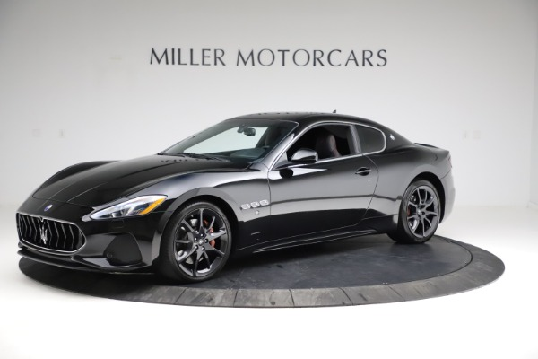 Used 2018 Maserati GranTurismo Sport for sale $99,900 at Maserati of Westport in Westport CT 06880 2