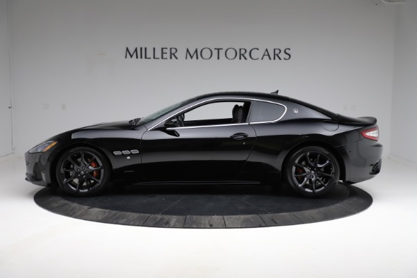 Used 2018 Maserati GranTurismo Sport for sale $99,900 at Maserati of Westport in Westport CT 06880 3