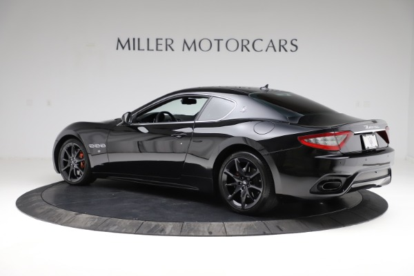 Used 2018 Maserati GranTurismo Sport for sale $99,900 at Maserati of Westport in Westport CT 06880 4