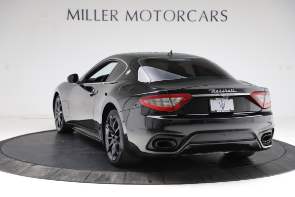 Used 2018 Maserati GranTurismo Sport for sale $99,900 at Maserati of Westport in Westport CT 06880 5