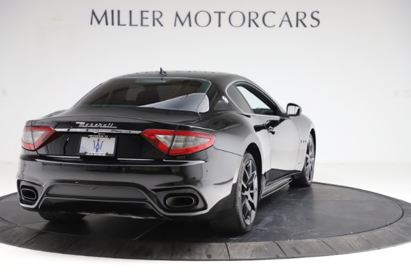 Used 2018 Maserati GranTurismo Sport for sale $99,900 at Maserati of Westport in Westport CT 06880 7