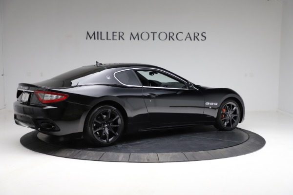 Used 2018 Maserati GranTurismo Sport for sale $99,900 at Maserati of Westport in Westport CT 06880 8