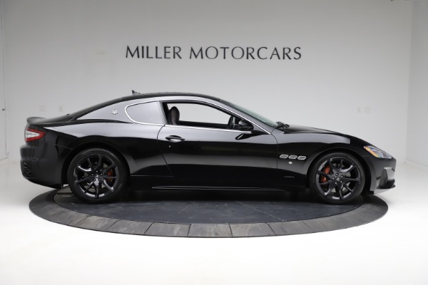Used 2018 Maserati GranTurismo Sport for sale $99,900 at Maserati of Westport in Westport CT 06880 9
