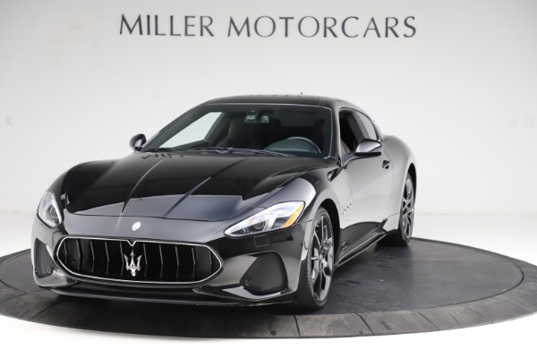 Used 2018 Maserati GranTurismo Sport for sale $99,900 at Maserati of Westport in Westport CT 06880 1