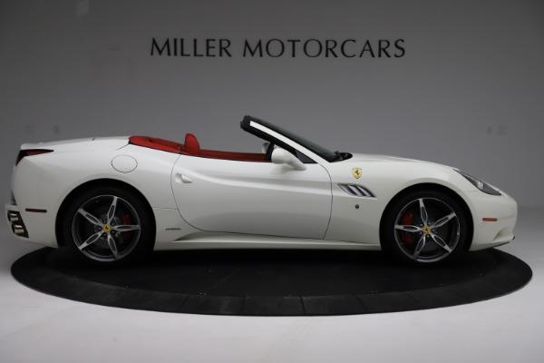 Used 2014 Ferrari California 30 for sale Call for price at Maserati of Westport in Westport CT 06880 9